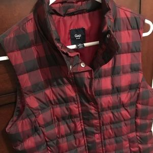 Gap Factory Puffer Vest